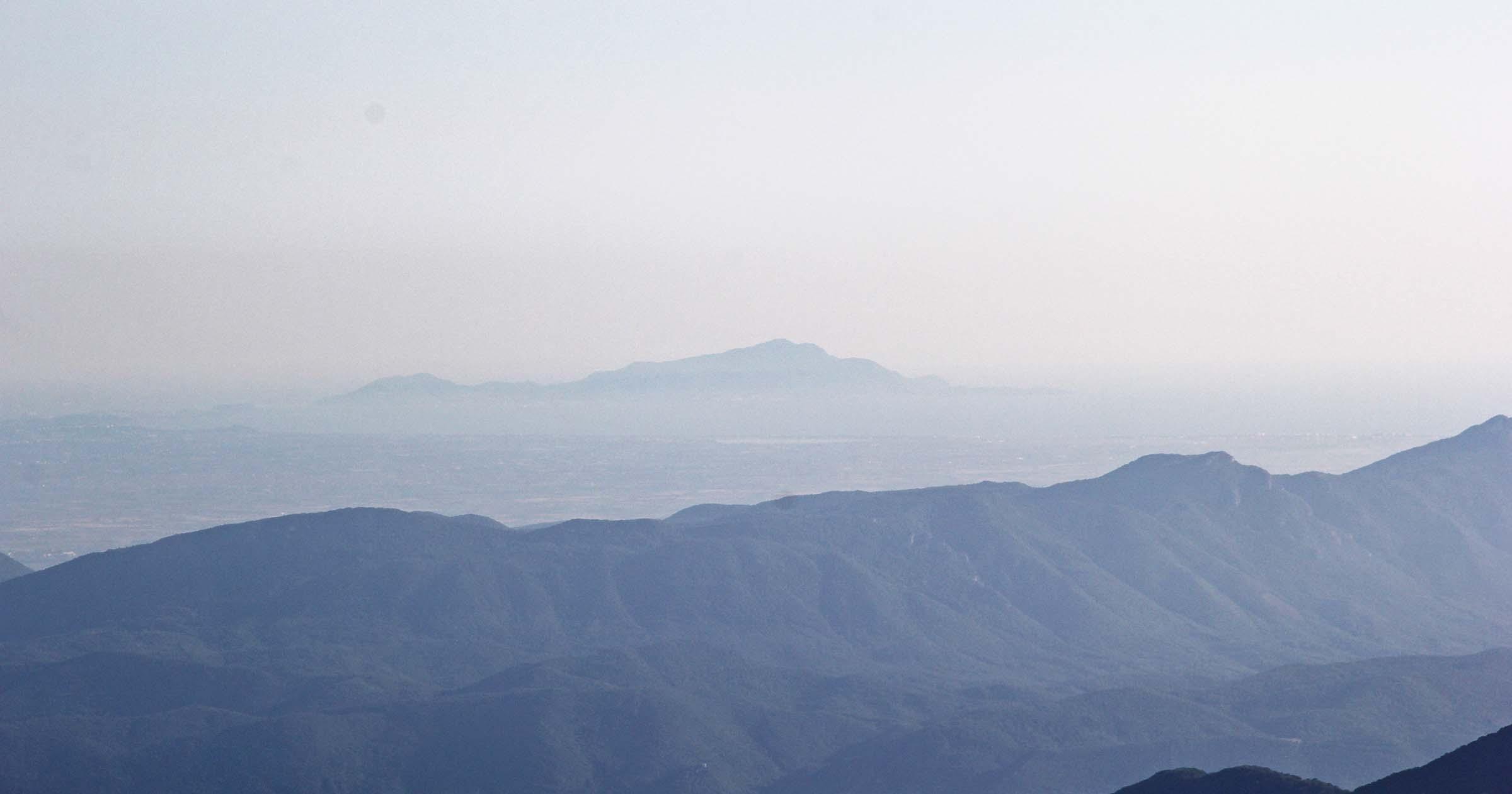 Capri, Ischia, Vesuvio e le isole Tremiti…dal Matese