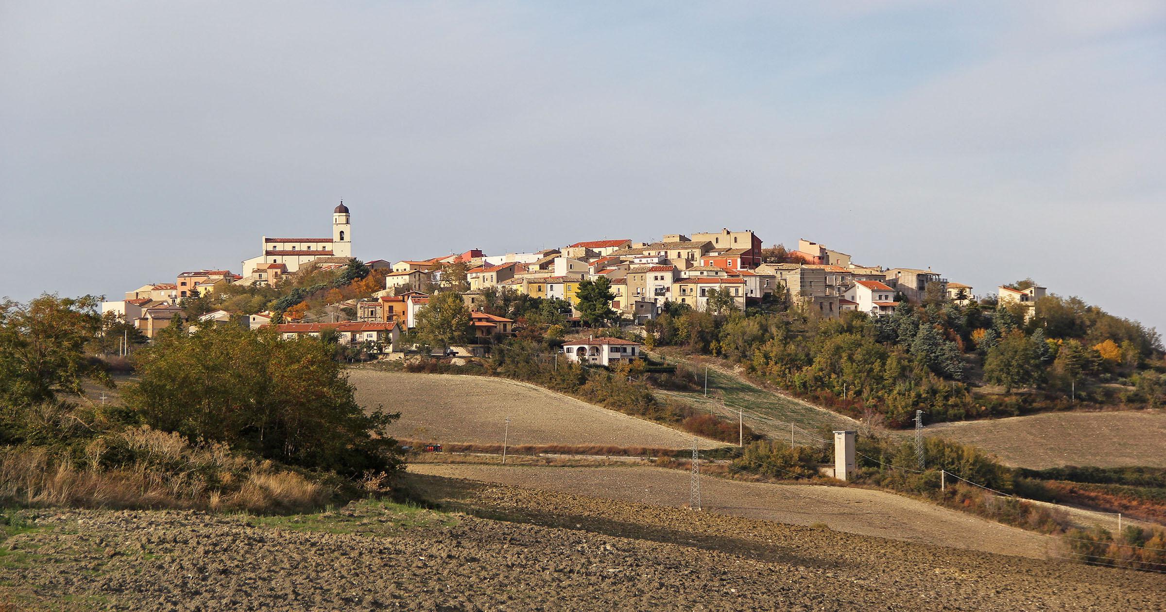 Montorio nei Frentani