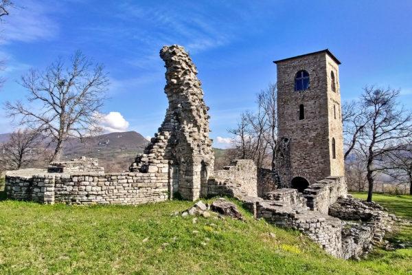 De Iumento Albo: monastero benedettino a Civitanova del Sannio