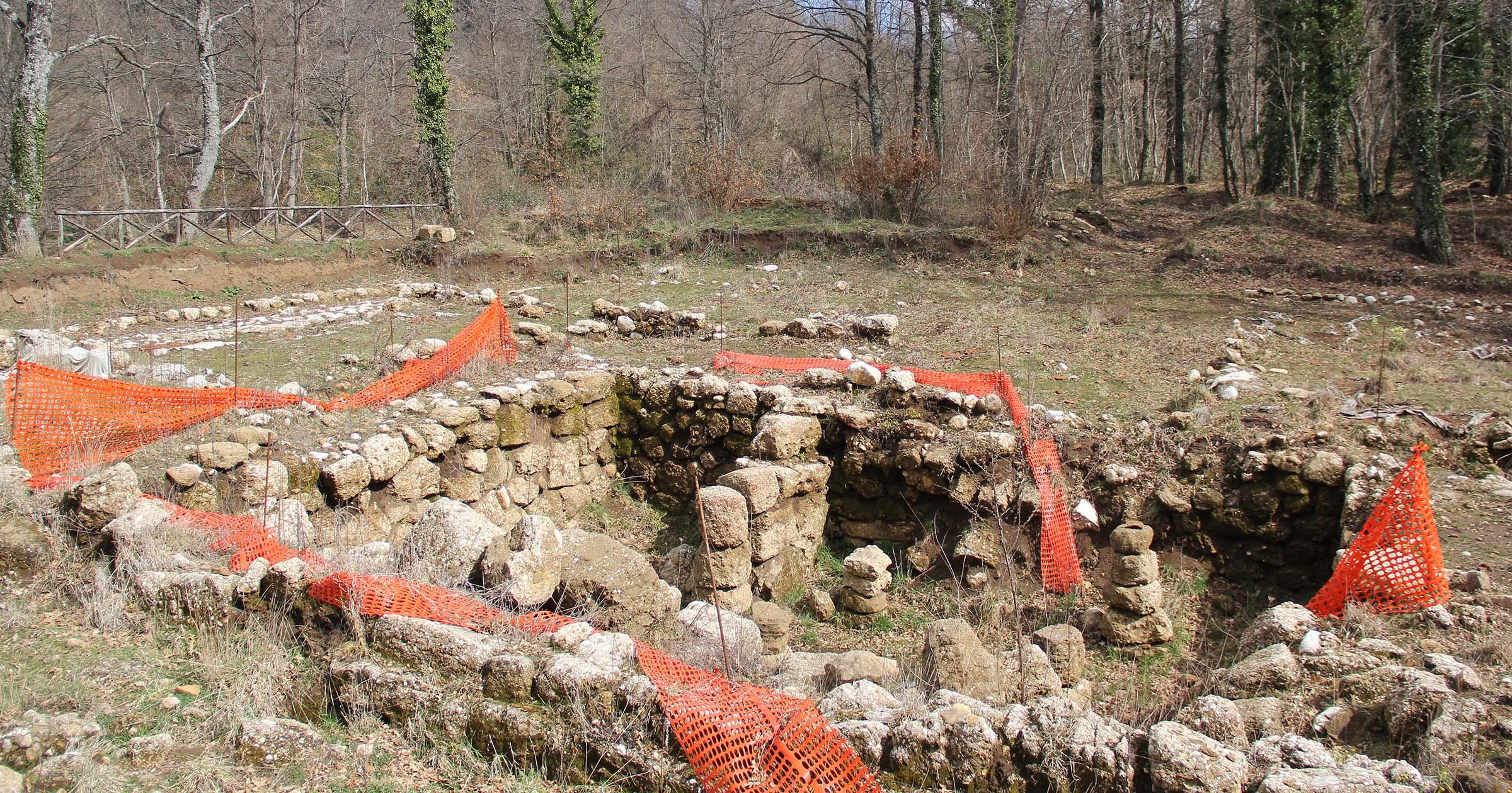 Sito archeologico di Monte Vairano