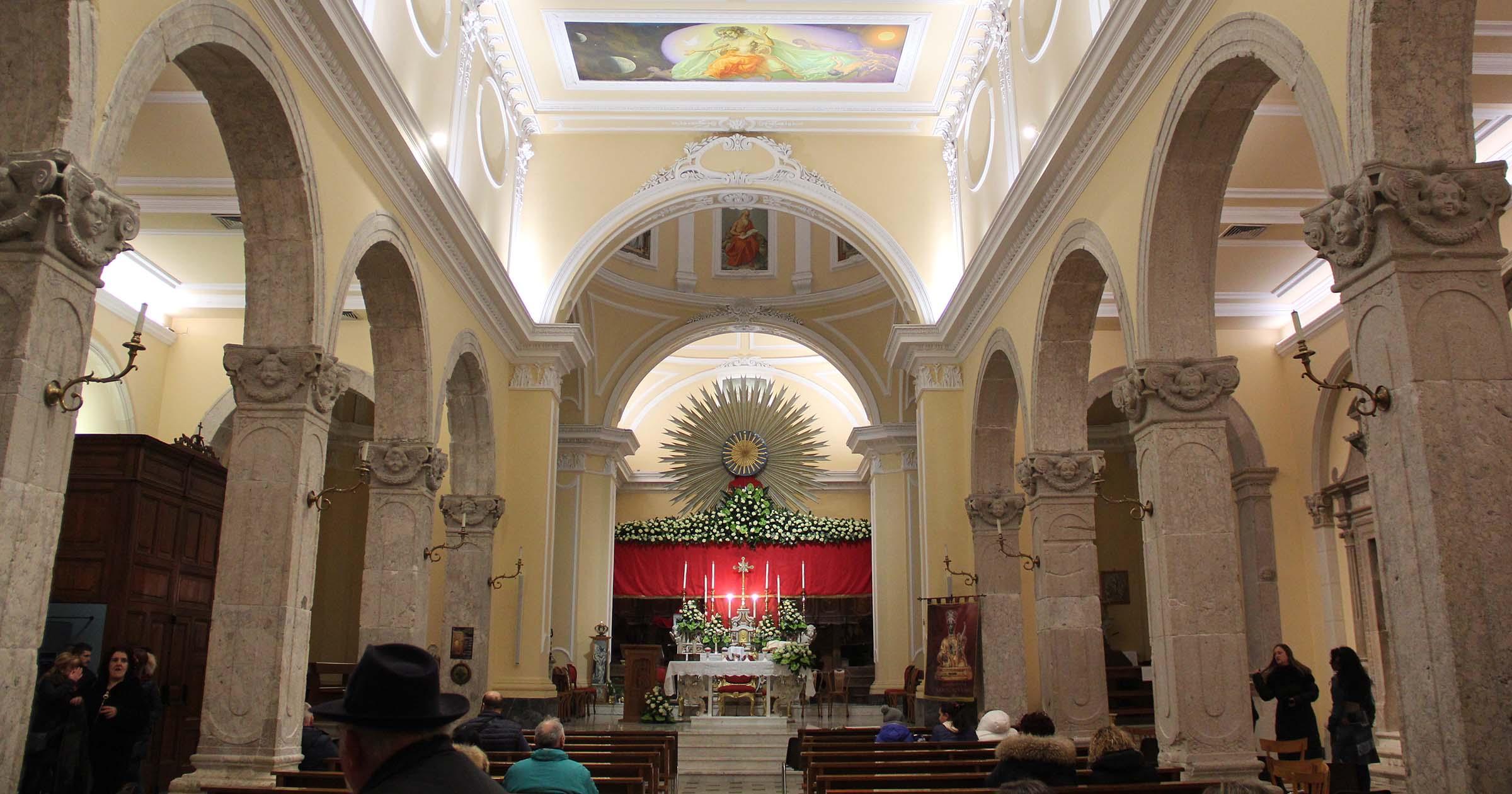 Notte delle campane a Sepino, festa per Santa Cristina