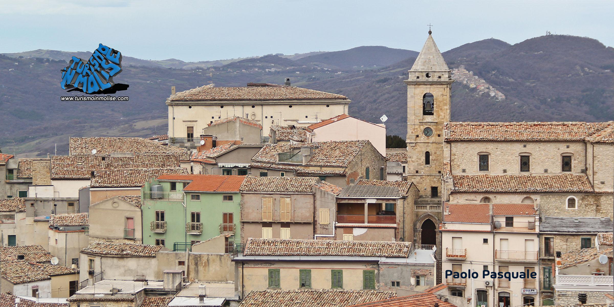 Montefalcone nel Sannio: dalla valle del Trigno al mar Adriatico