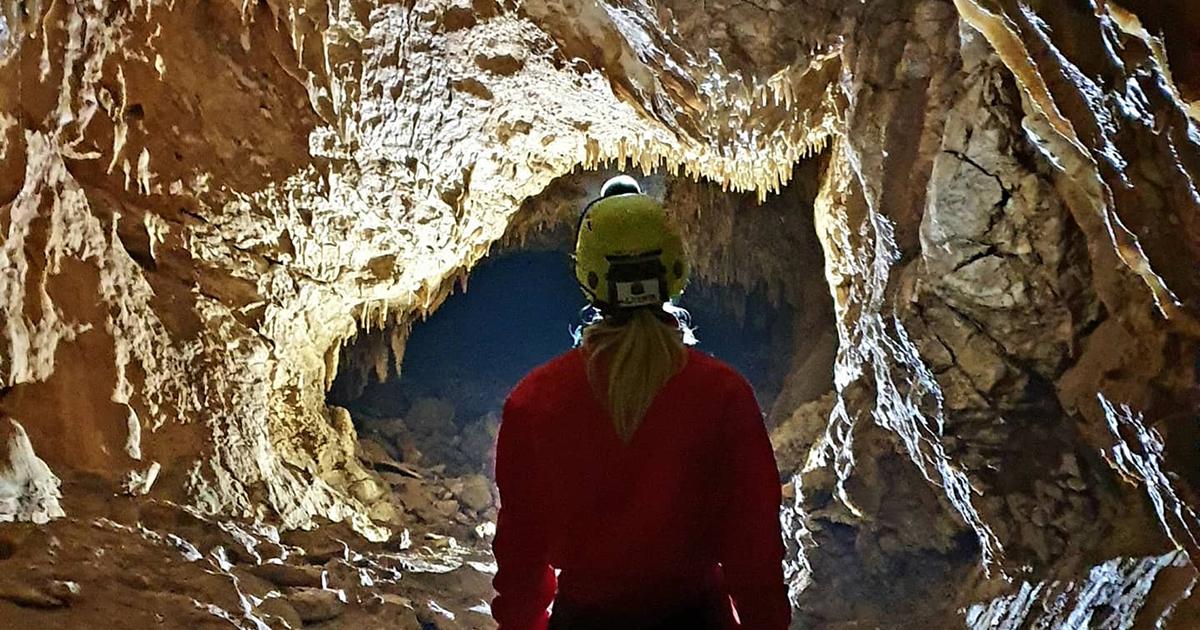 Grotte del Matese: emozioni sotto terra
